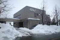 ある雪の日のCCU